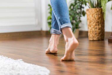 bare-foot-on-new-wood-floor